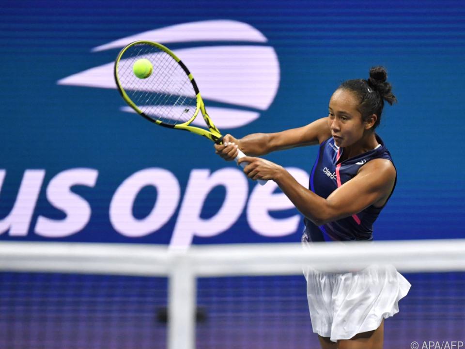 Fernandez überraschend im US-Open-Finale