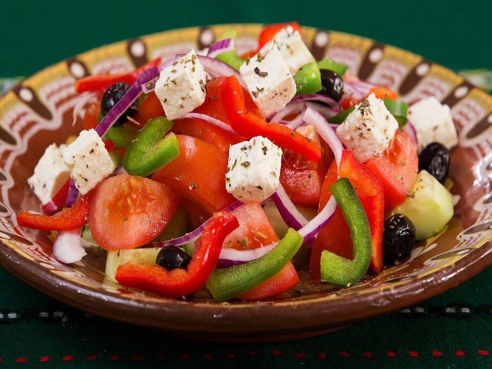 feta salat gemüse sommer sym