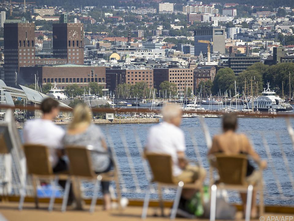 Freude in Oslo: Fast 84 Prozent aller Erwachsenen vollständig geimpft