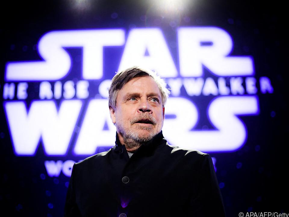 Für Fans wird Hamill immer Luke Skywalker bleiben