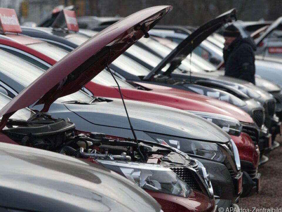 Gebrauchtwagenmarkt ist leergekauft
