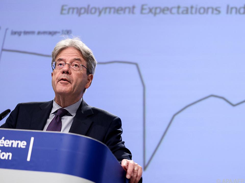 Gentiloni will mehr Flexibilität beim Stabilitätspakt