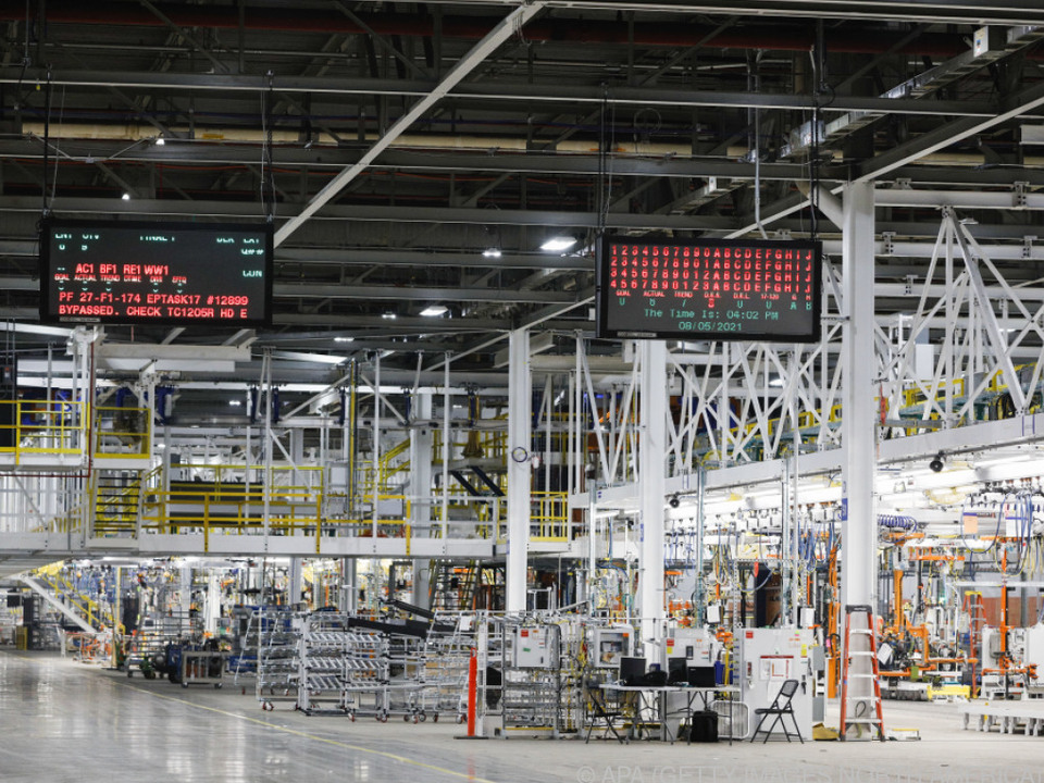 GM-Werk in Detroit, Michigan