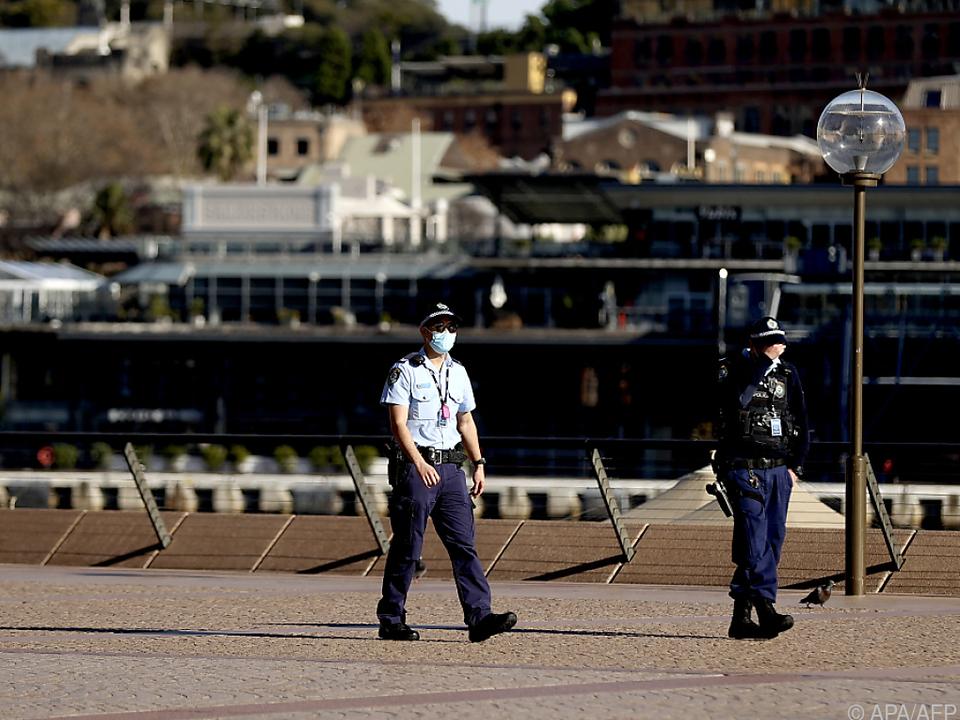 Großraum Sydney besonders betroffen