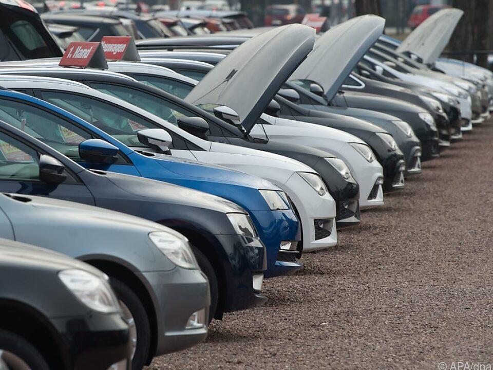 Günstige Gebrauchtwagen sind gefragt wie selten zuvor
