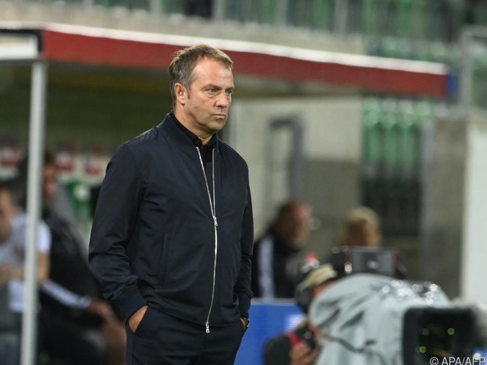 Hat noch viel zu tun: Neo-Bundestrainer Hansi Flick