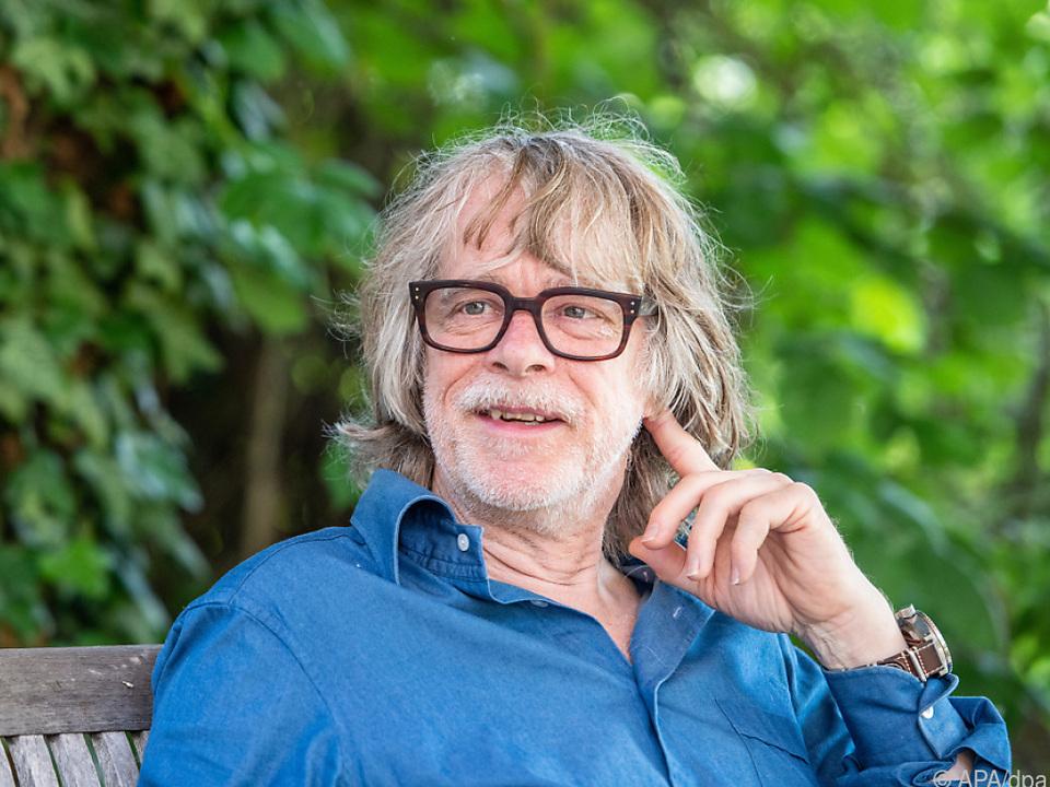 Helge Schneider auf Kriegsfuß mit dem Internet