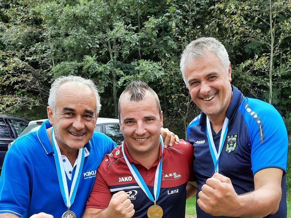 Herren-Italienmeisterschaft Zielwettbewerb Sommer 2021
