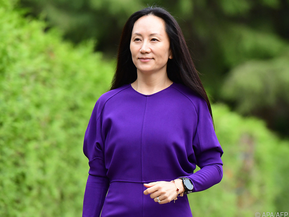 Huawei-Finanzchefin Meng kann wohl bald nach China zurückkehren