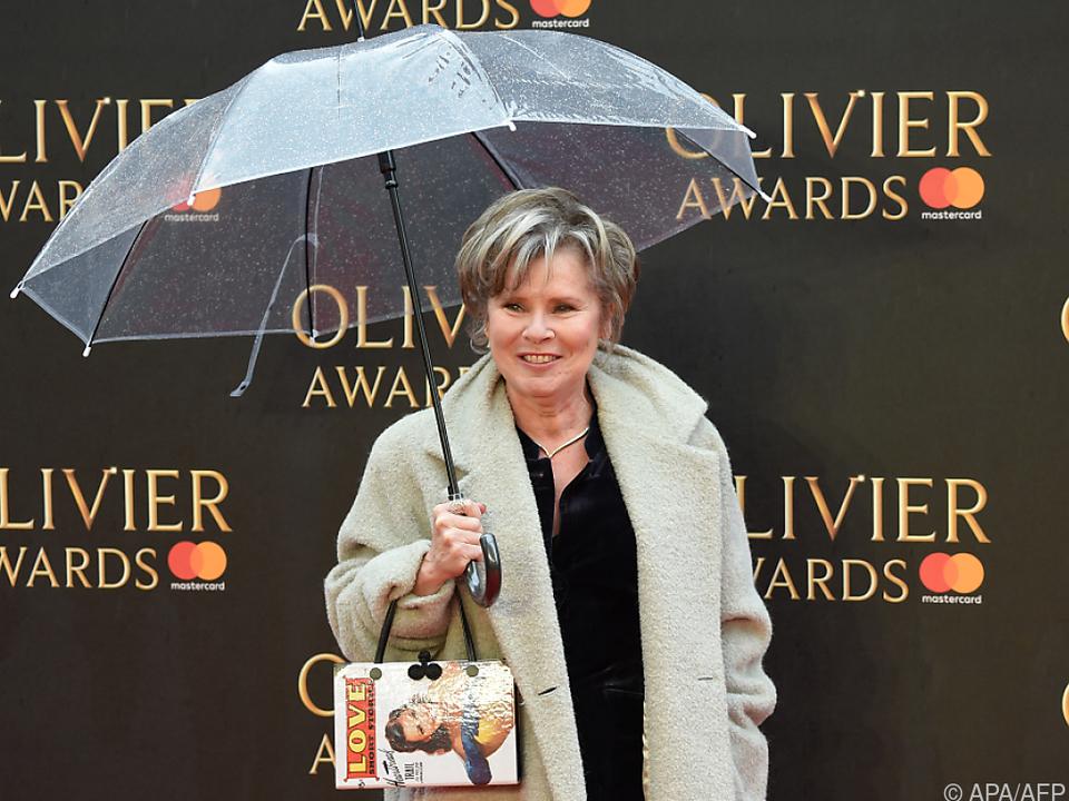 Imelda Staunton, die neue Königin von Netflix