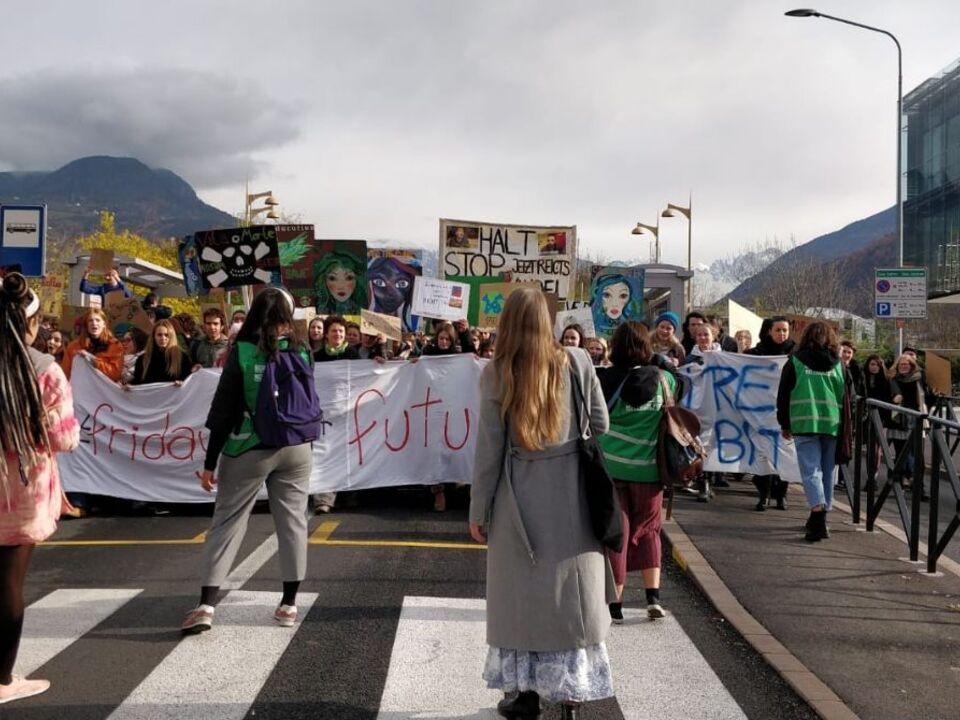 fridaysforfuture bz klima streik