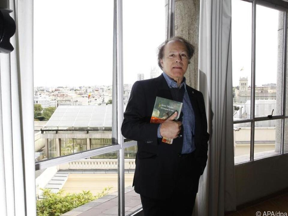 Javier Marías verkaufte weltweit neun Millionen Bücher