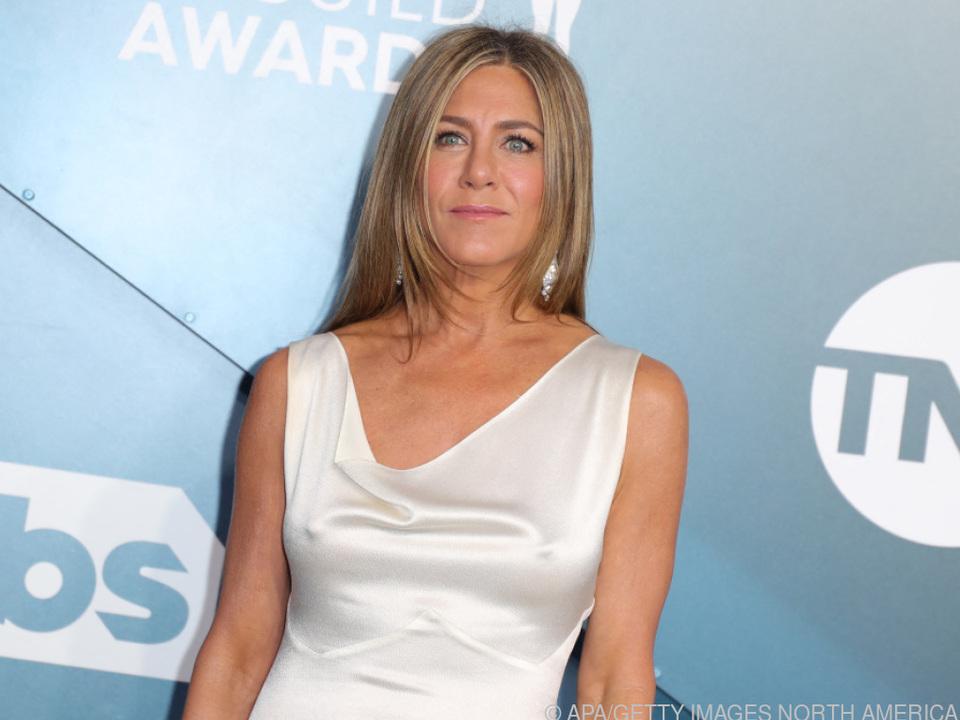 Jennifer Aniston sucht nach Mr. Right