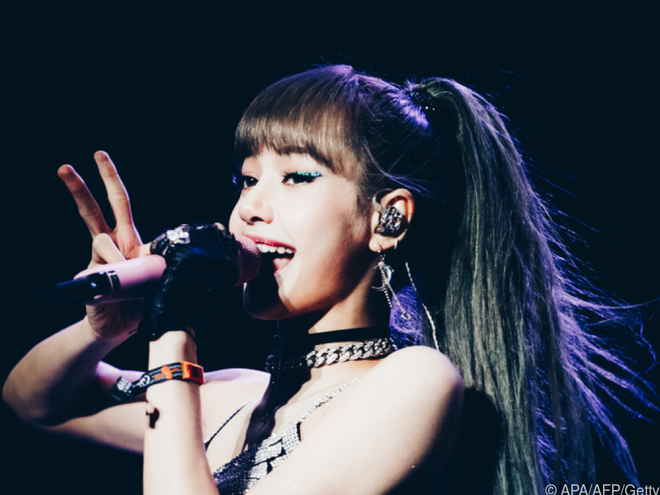 K-Pop-Star Lalisa \