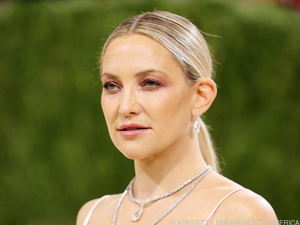 Kate Hudson hat beirets eine Tochter vom Zukünftigen