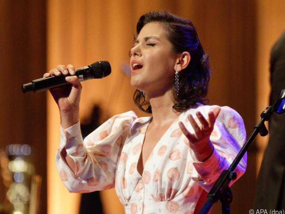 Katie Melua erhielt Europäischen Kulturpreis