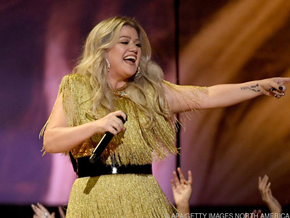 Kelly Clarkson ist besessen von Weihnachten