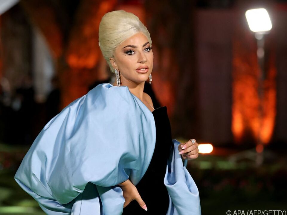 Lady Gaga bei der Eröffnung des Museums in Los Angeles