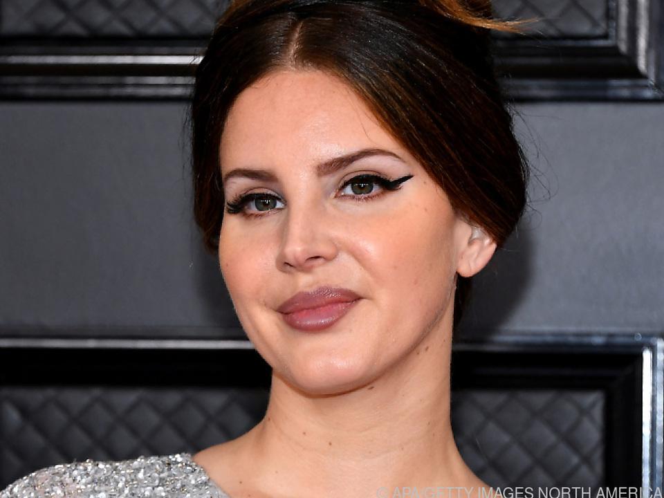 Lana Del Rey will ihre Privatsphäre schützen