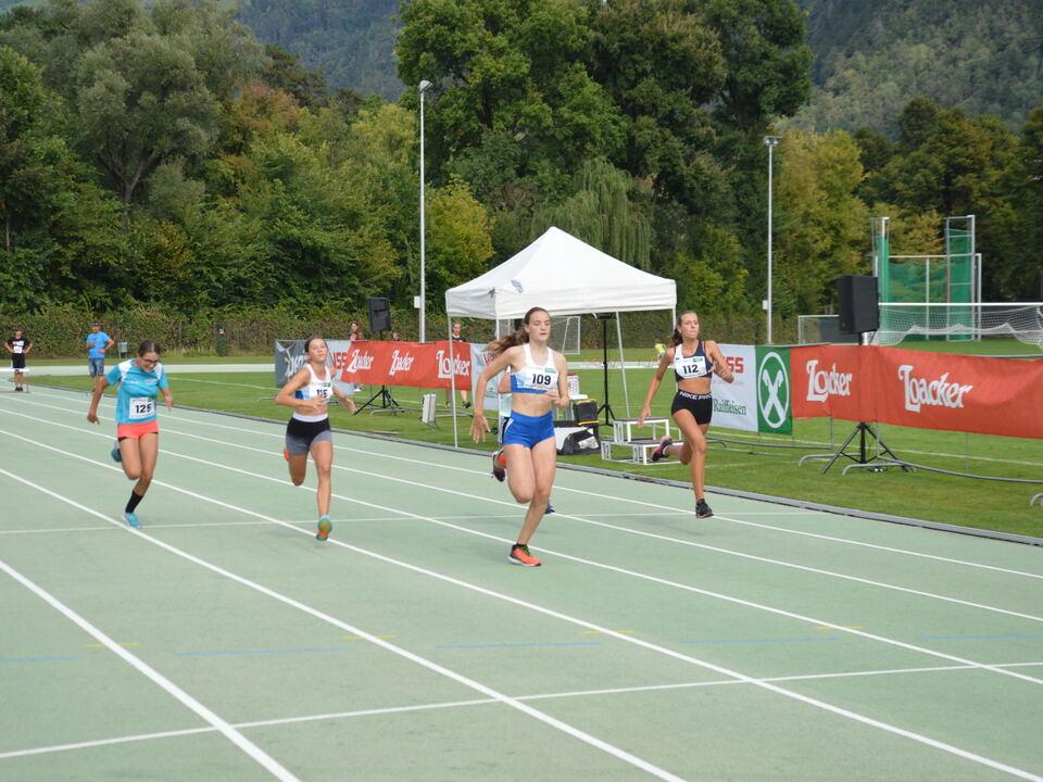 Landesfinale Südtiroler SprintChampion U14