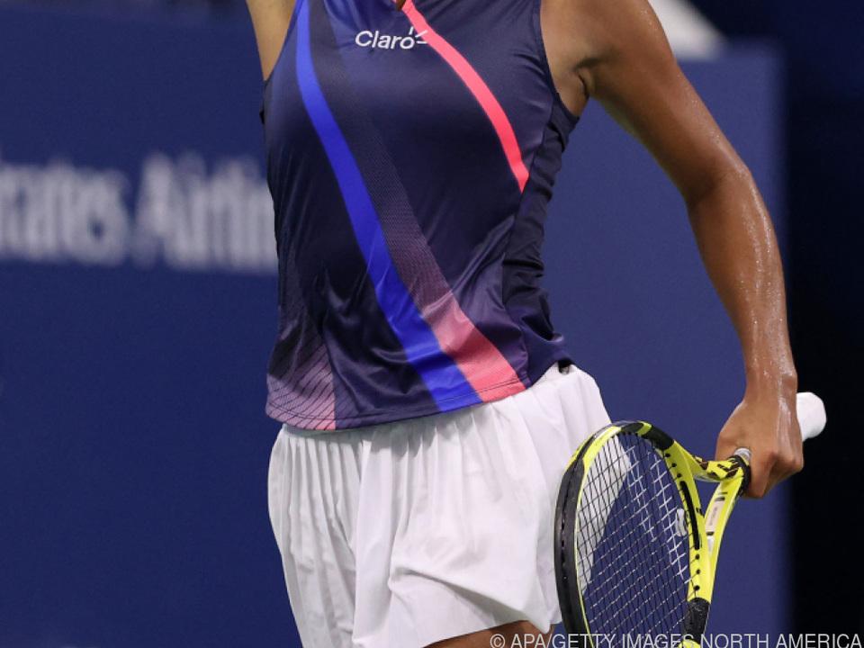 Lauf von Fernandez bei US Open geht weiter