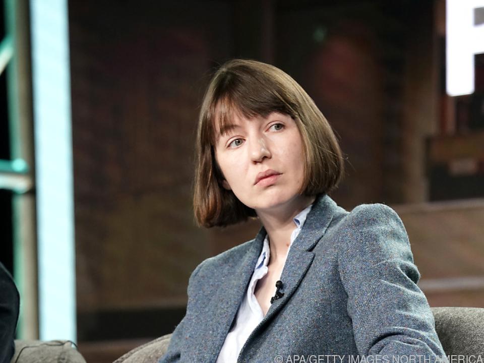 Literaturstar Sally Rooney hat ihr Verhalten geändert