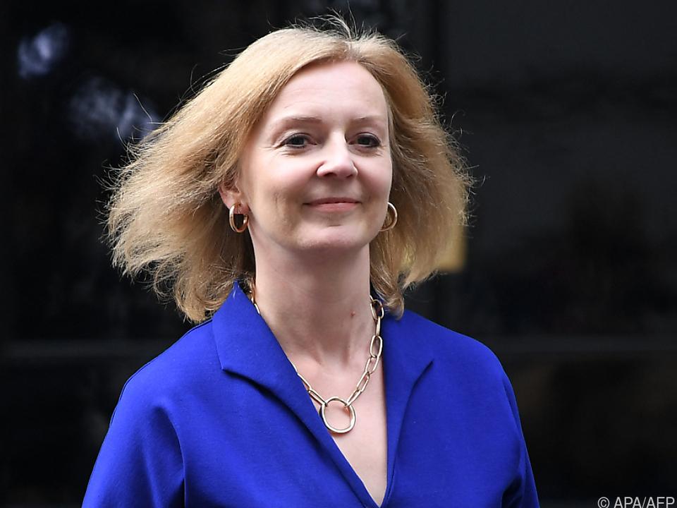 Liz Truss ist neue Außenministerin