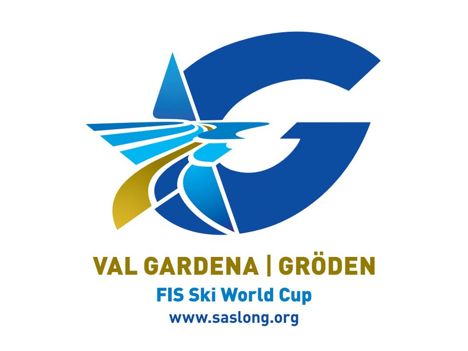 logo ski gardena gröden ski wm