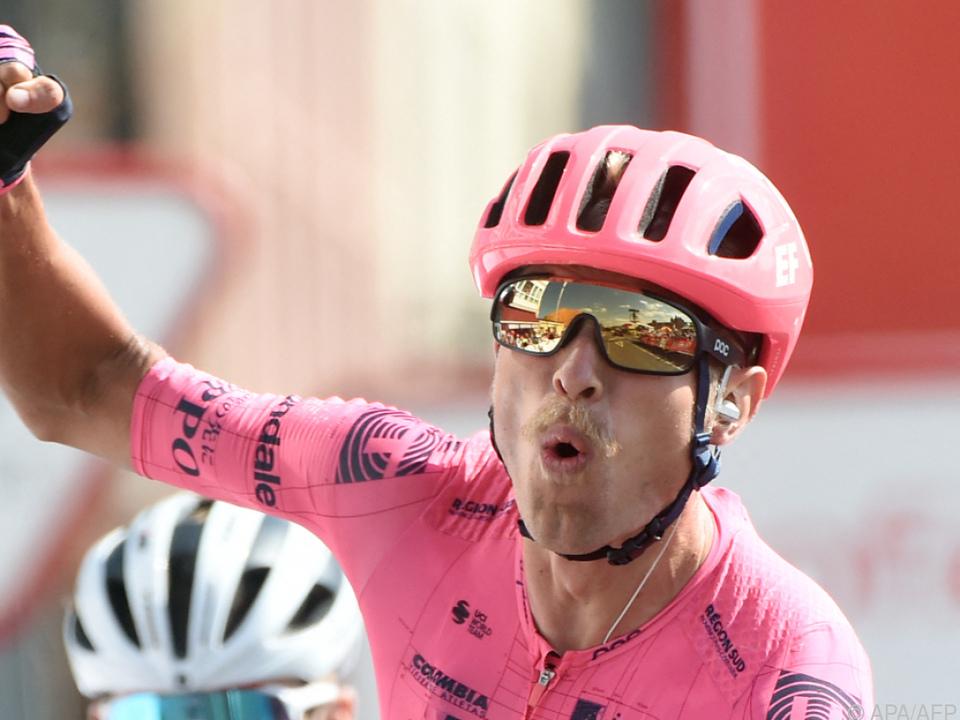 Magnus Cort gewinnt bei dieser Vuelta seine schon dritte Etappe