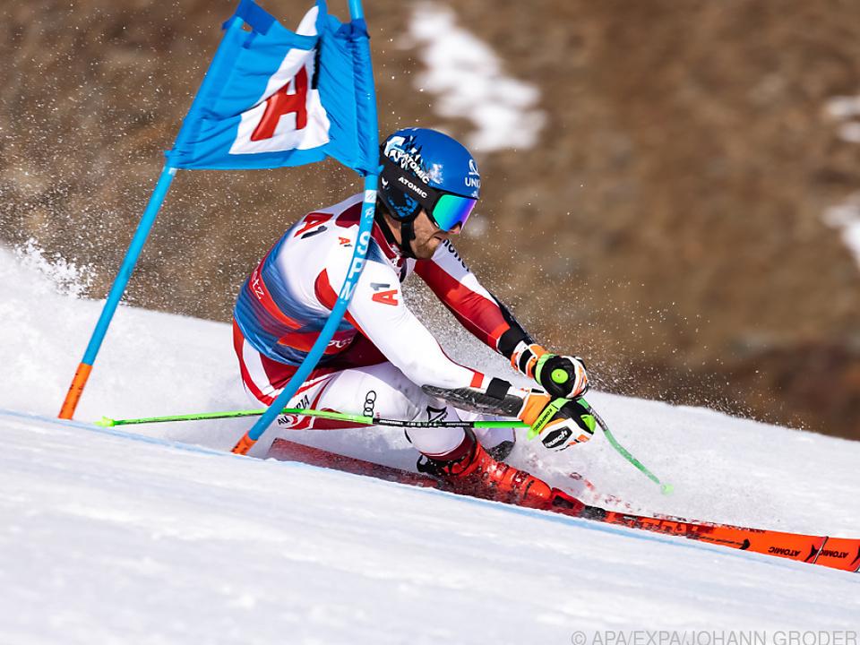 Marco Schwarz ÖSV-Hoffnungsträger im kommenden Skiwinter