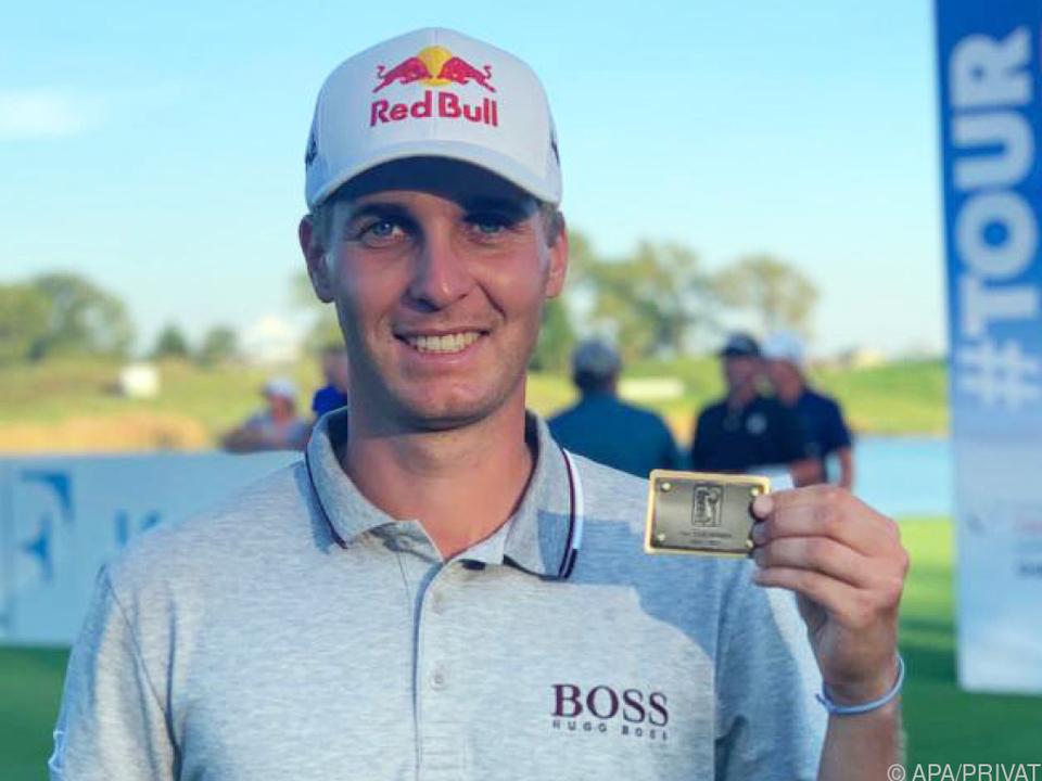Matthias Schwab spielt ab 2021 auf der US-PGA-Tour