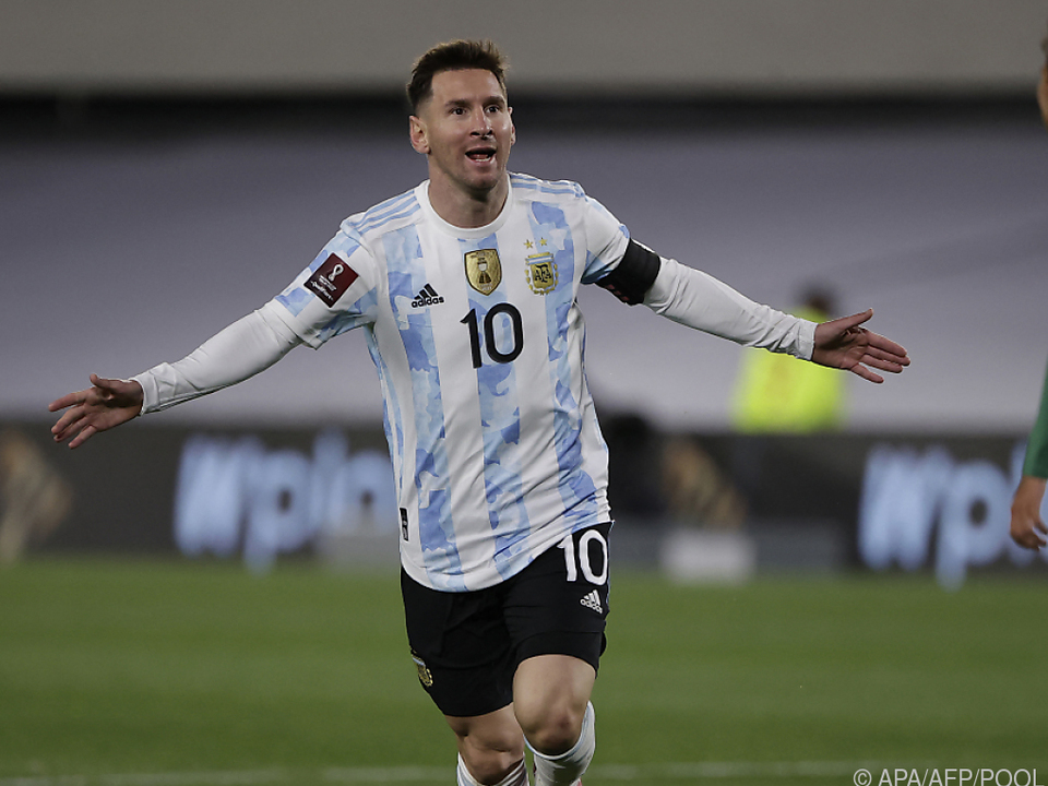 Messi treffsicherer als Pele