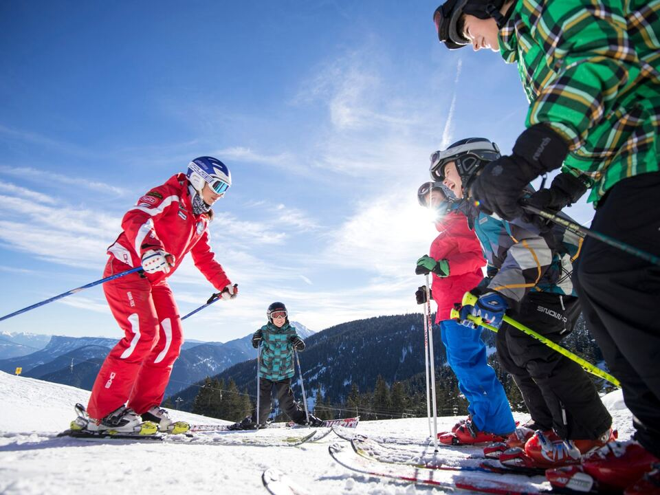 skilehrer ski symbol winter skifahren