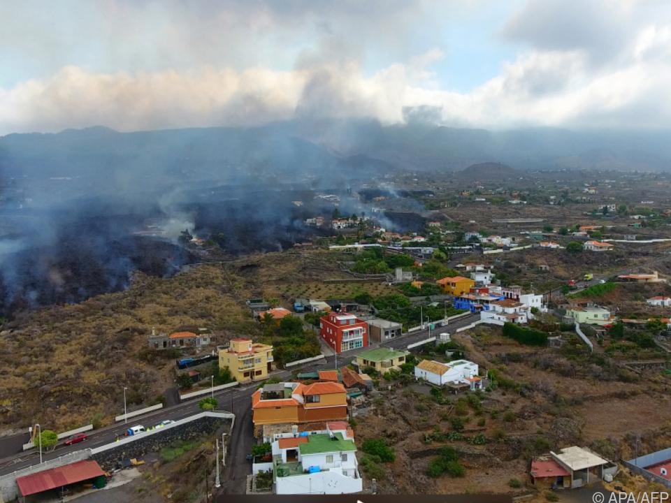Millionenschäden nach Vulkanausbruch