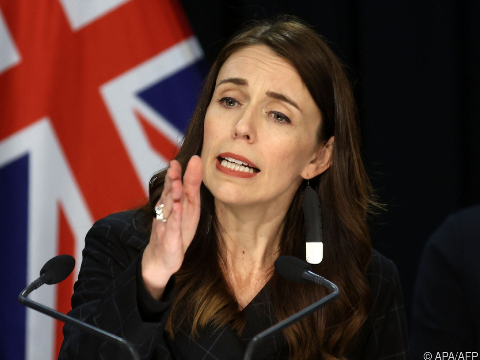 Ministerpräsidentin Ardern kritisiert \