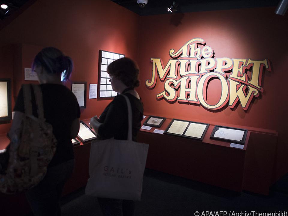 Muppet-Show-Schöpfer Henson erhält Gedenktafel in London