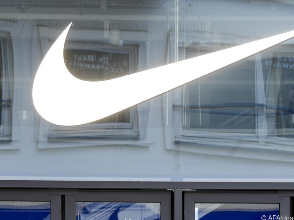 Nike kommt nicht aus der Krise