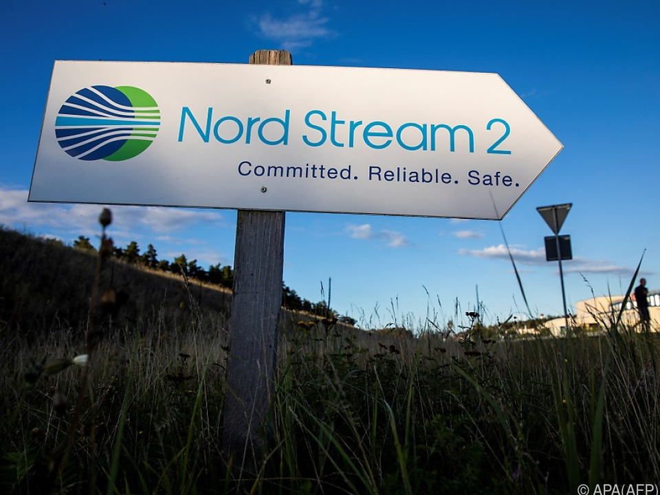 Nord Stream 2 soll Betrieb vor Jahresende aufnehmen