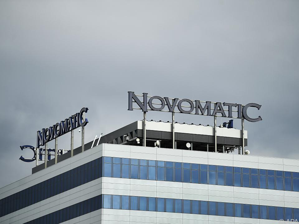 Novomatic-Durchsuchung war rechtens