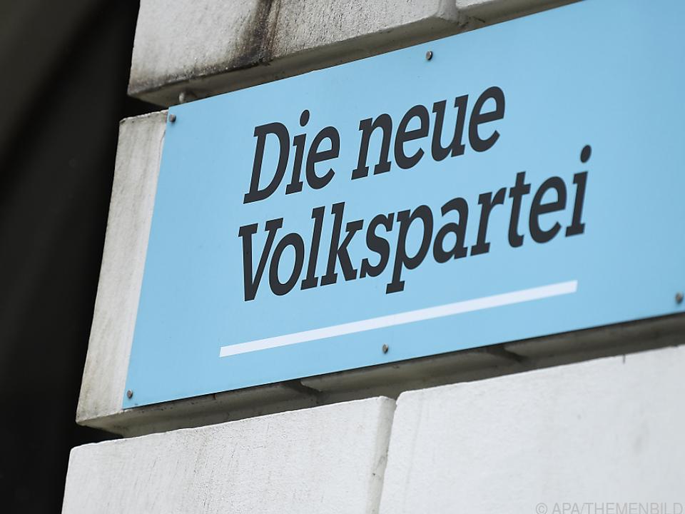 ÖVP-Sorge wegen möglicher Hausdurchsuchung