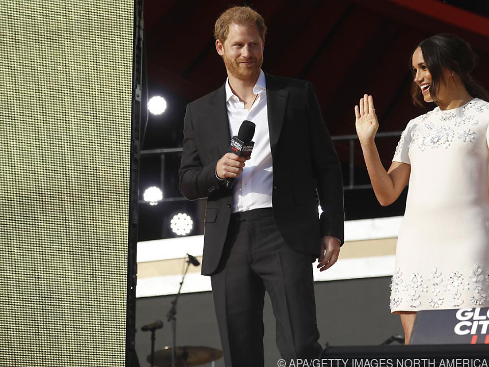 Prinz Harry sprach von einer \