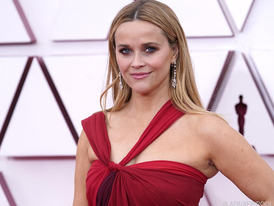 Promis wie Reese Witherspoon setzen sich für Frauenrechte ein