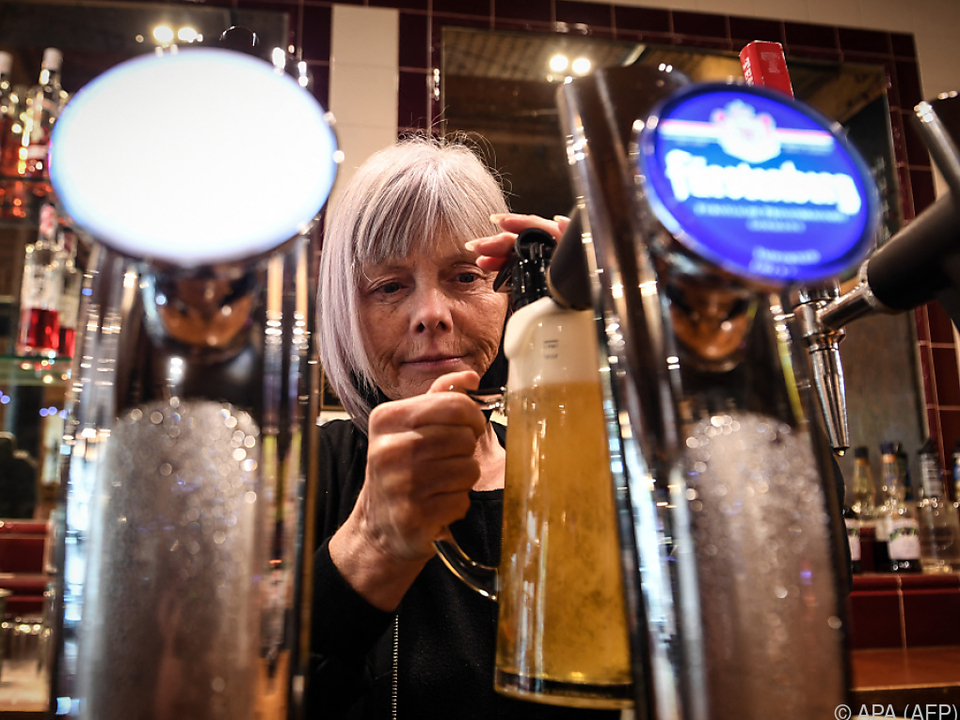 Pubs haben Probleme beim Bier-Nachschub