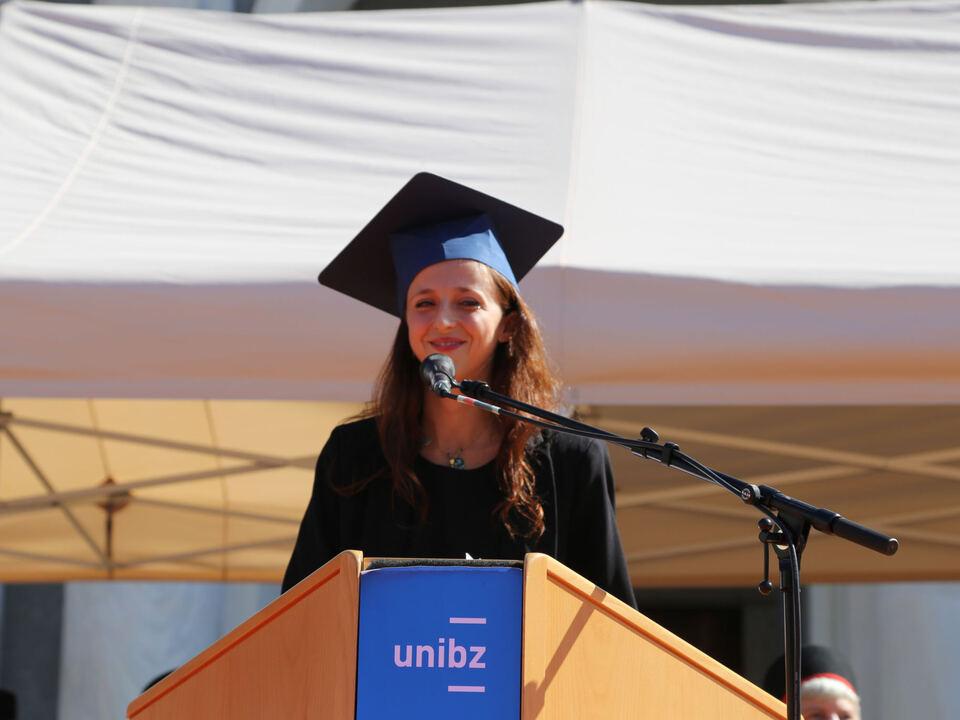 Rappresentante studenti_Studentinnenvertreterin_Giada Severini