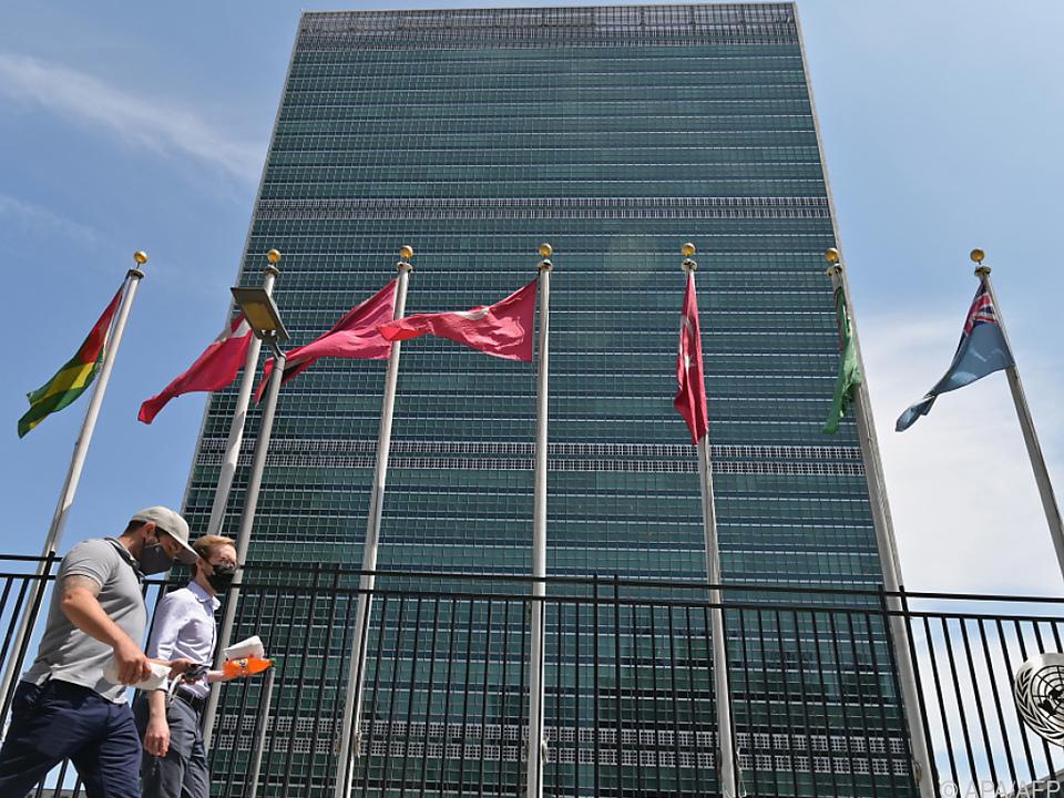Reigen hochrangiger Treffen im UNO-Hauptquartier geht weiter