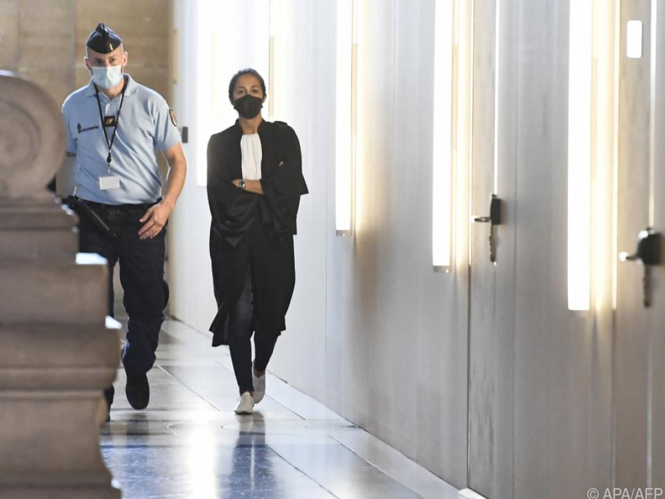 Salah Abdeslams Anwältin Olivia Ronen vor Prozessbeginn