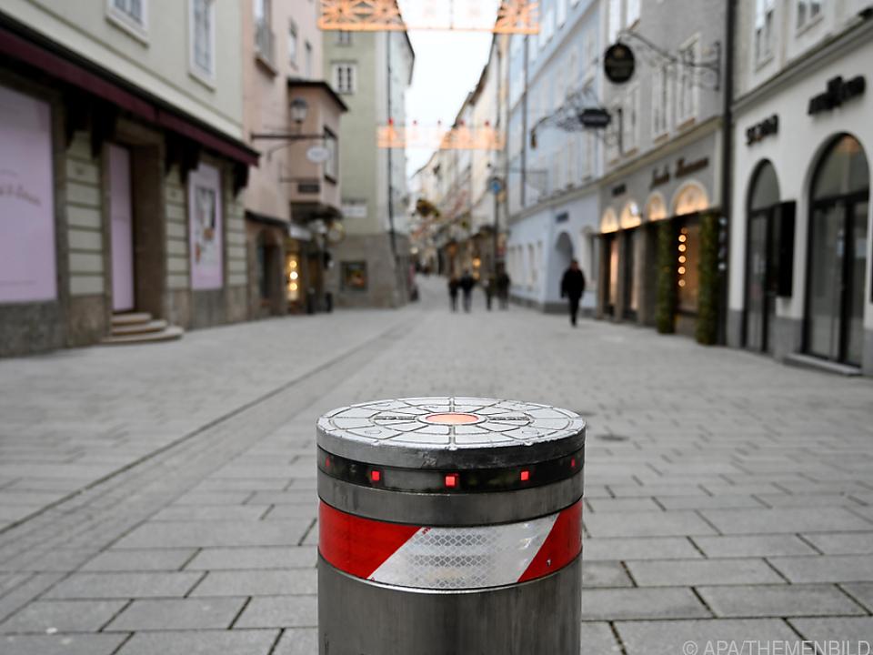 Salzburg aktuelles Corona-Problemkind
