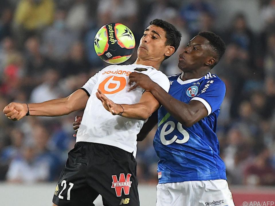 Salzburg-Gegner Lille siegte in Straßburg