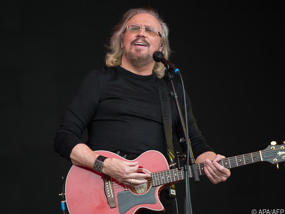 Seine Stimme prägte die größten Hits der Bee Gees