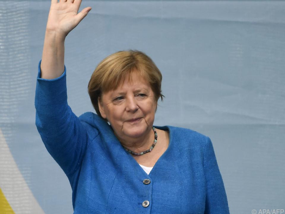 So viel ist sicher: Merkel verabschiedet sich